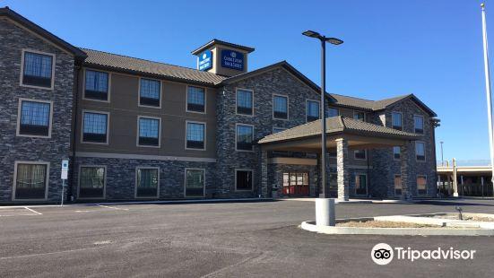 Cobblestone Inn & Suites – St. Mary's