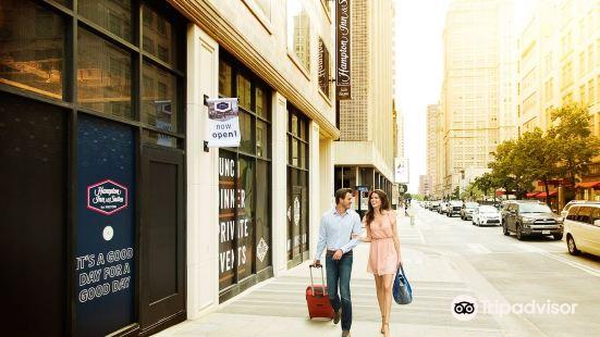 達拉斯市中心歡朋酒店及套房