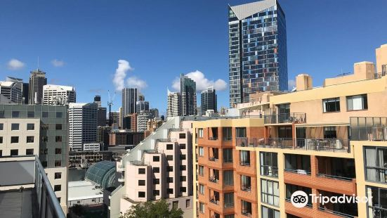 Liv Arena Apartments Darling Harbour