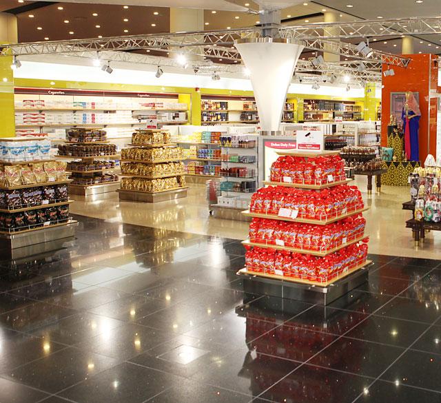 马克图姆机场(食品巧克力区Confectionery店)