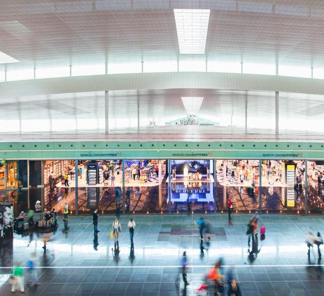 巴塞罗那免税(巴塞罗那机场申根区 T1)