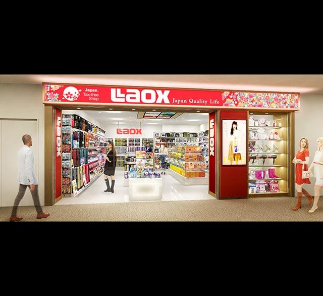 LAOX(成田机场第二航站楼店)