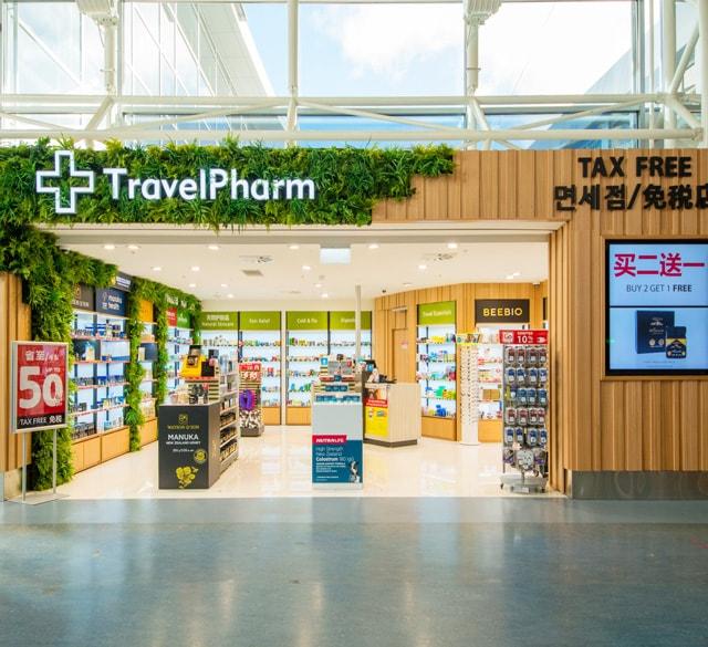 TravelPharm(奥克兰国际机场离境大厅店)