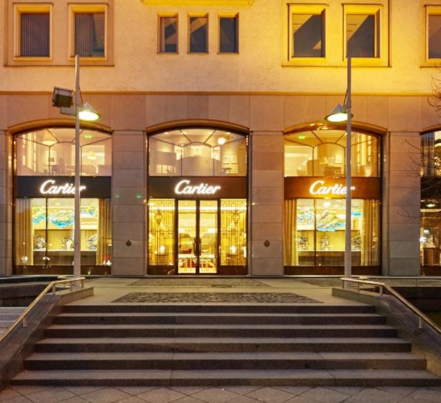 卡地亚(莫斯科 彼得罗夫卡街店)