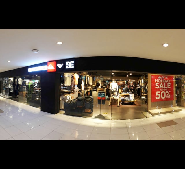 Quiksilver(Discovery Mall)